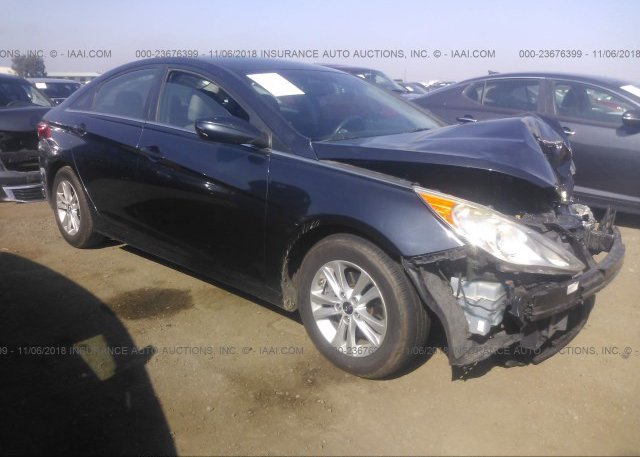 Inventory #130226179 2012 Hyundai SONATA