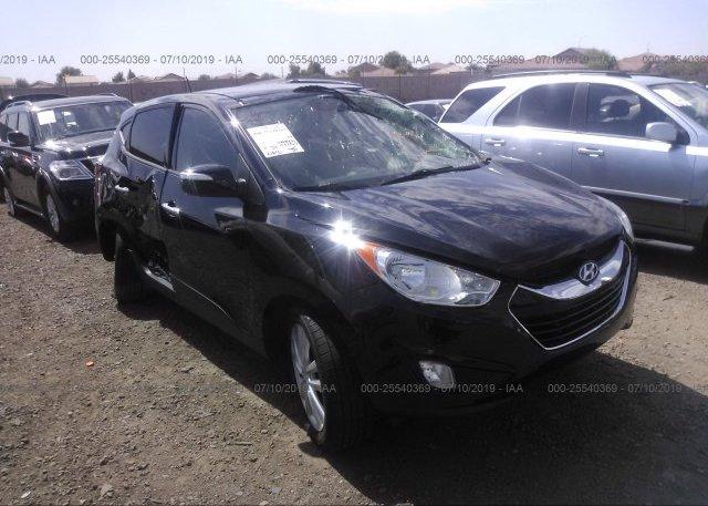 Inventory #894927319 2010 Hyundai TUCSON