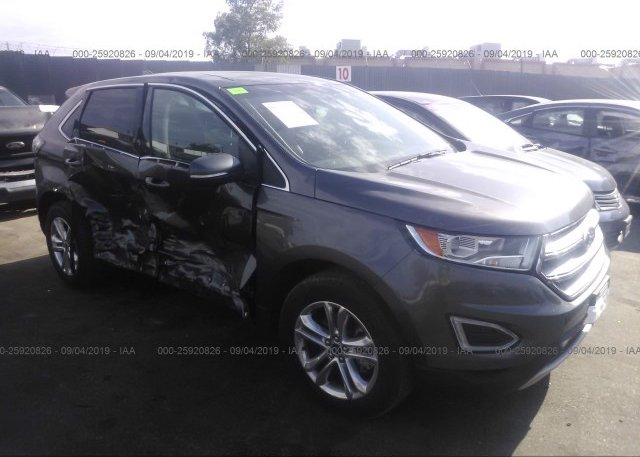 Inventory #651337410 2017 FORD EDGE