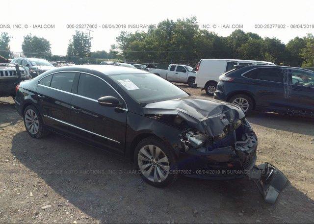 Inventory #303148004 2012 Volkswagen CC
