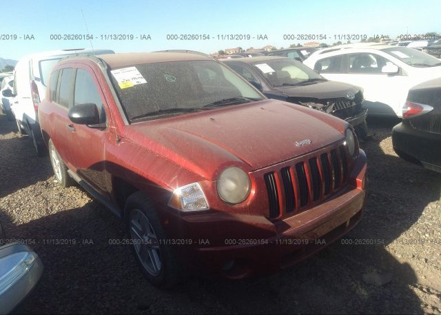 Inventory #219417189 2007 JEEP COMPASS