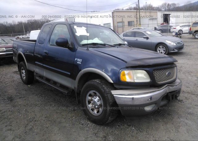 Inventory #782509953 2003 FORD F150