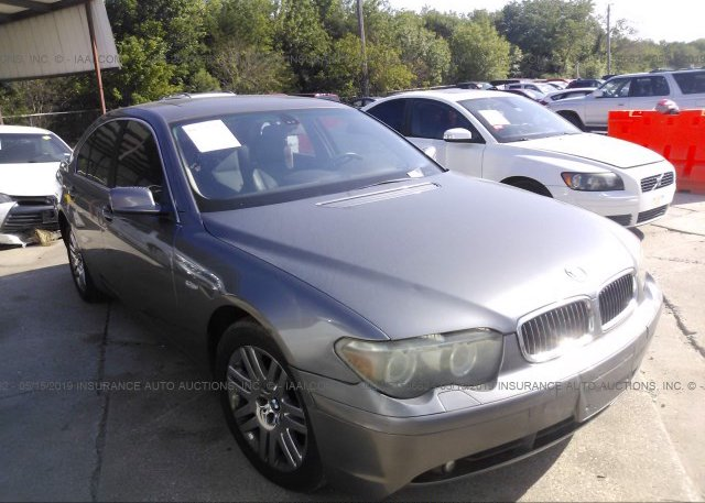Inventory #514439233 2002 BMW 745