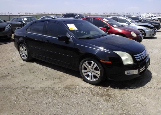 Inventory #825590080 2008 FORD FUSION