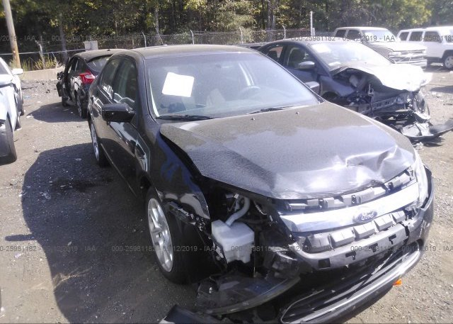 Inventory #279179787 2010 FORD FUSION