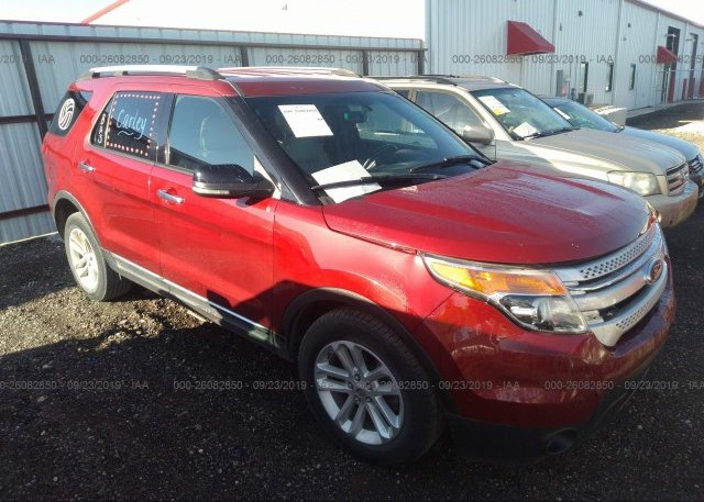 Inventory #842199069 2013 FORD EXPLORER