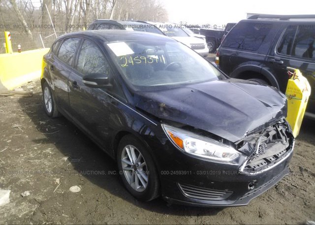 Inventory #656514773 2016 FORD FOCUS