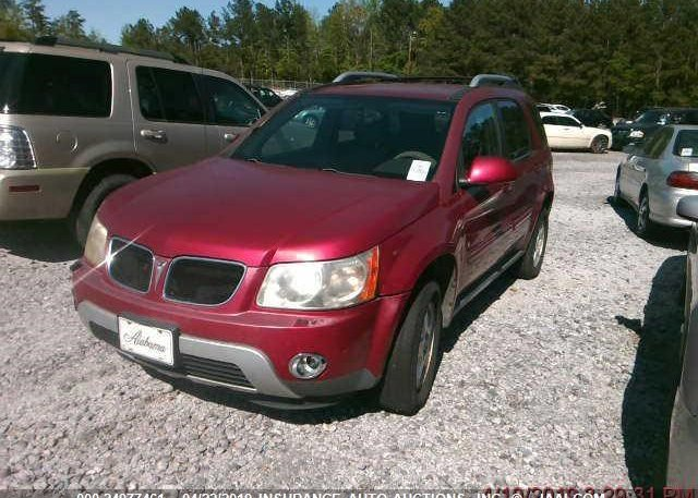 Inventory #786571295 2006 Pontiac TORRENT