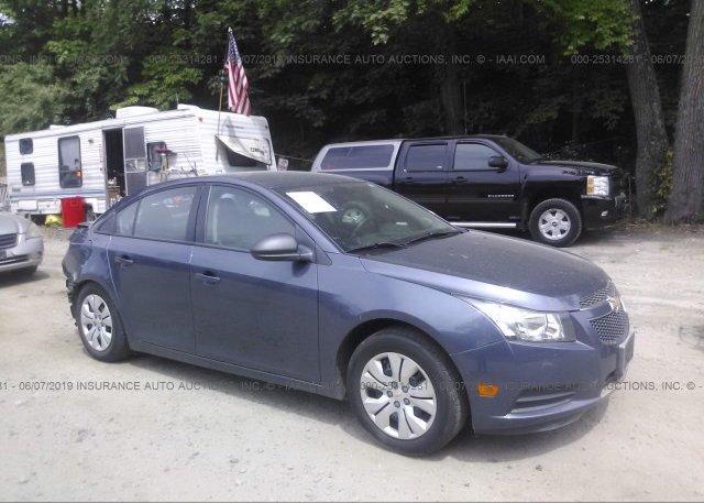 Inventory #702973826 2014 Chevrolet CRUZE