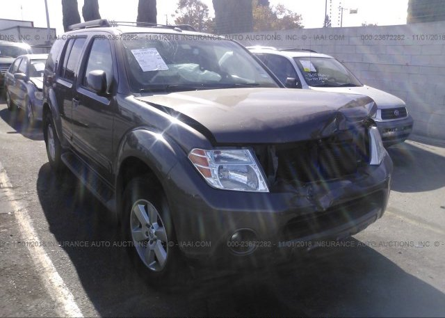 Inventory #935953190 2008 Nissan PATHFINDER