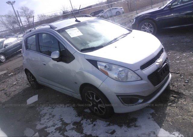 Inventory #511207754 2014 Chevrolet SPARK