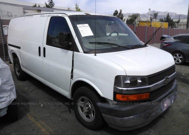 Inventory #658621739 2006 Chevrolet EXPRESS G1500