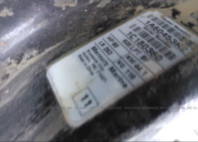 2012 BASS TRACKER - BUJ14198L112