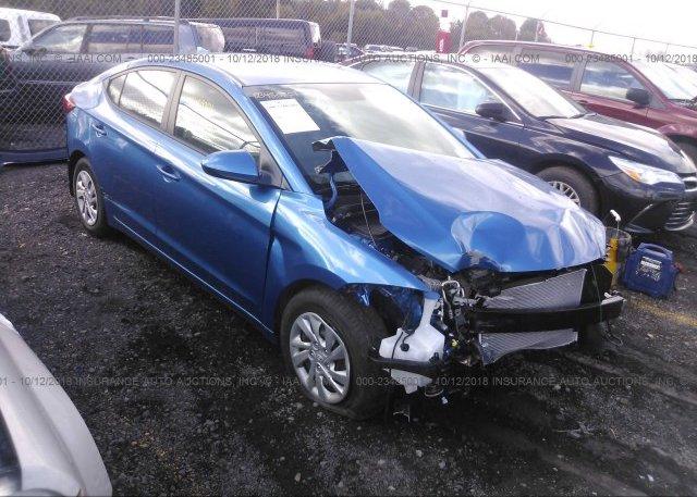 Inventory #569488386 2018 Hyundai ELANTRA