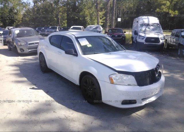 Inventory #151552826 2014 Dodge AVENGER