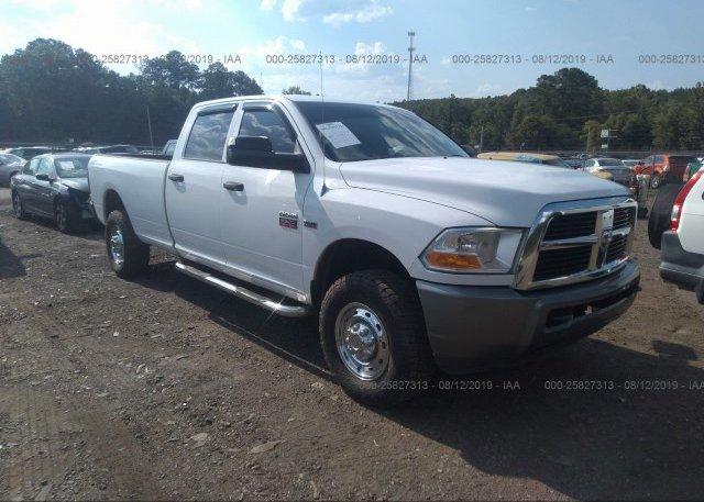 Inventory #637485240 2011 Dodge RAM 2500