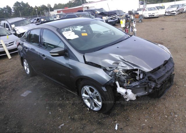 Inventory #756504253 2014 FORD FOCUS