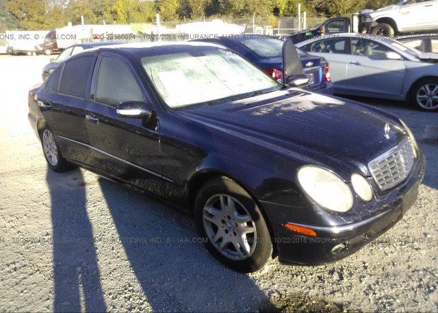 Inventory #408693608 2005 Mercedes-benz E
