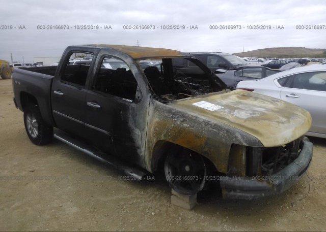 Inventory #586963762 2011 Chevrolet SILVERADO