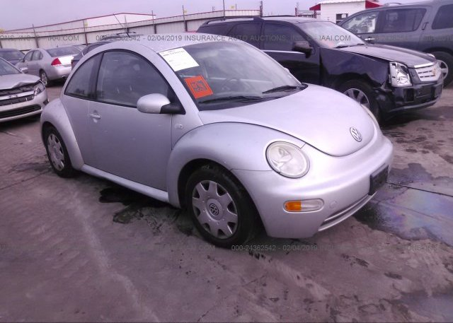 Inventory #241182422 2001 Volkswagen NEW BEETLE