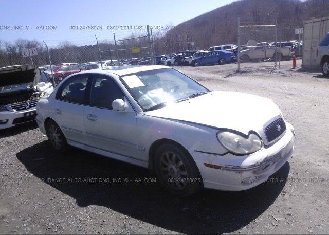 Inventory #178079219 2004 Hyundai SONATA