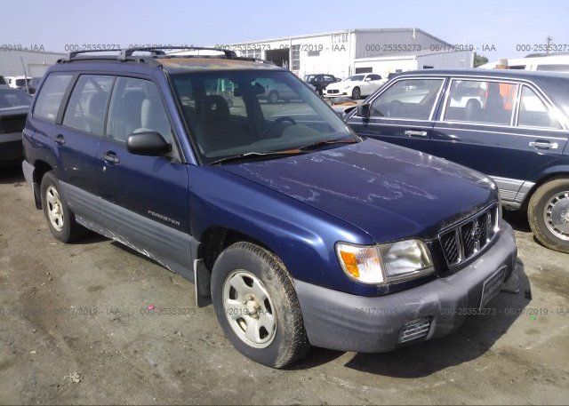 Inventory #449147116 2001 Subaru FORESTER