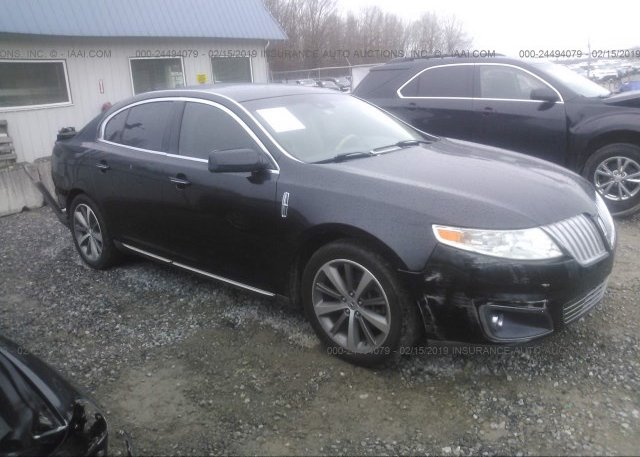 Inventory #553003050 2009 Lincoln MKS