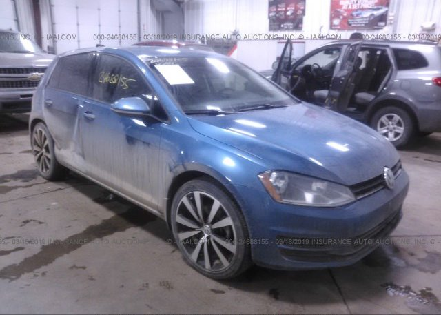 Inventory #733759434 2016 Volkswagen GOLF