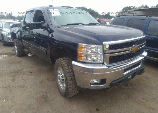Inventory #965850358 2012 Chevrolet SILVERADO