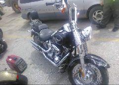 2013 Harley-davidson FLSTF