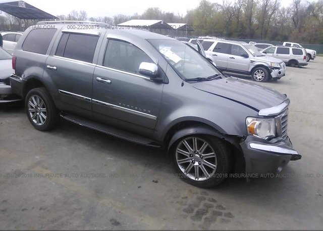 Inventory #615287027 2007 Chrysler ASPEN