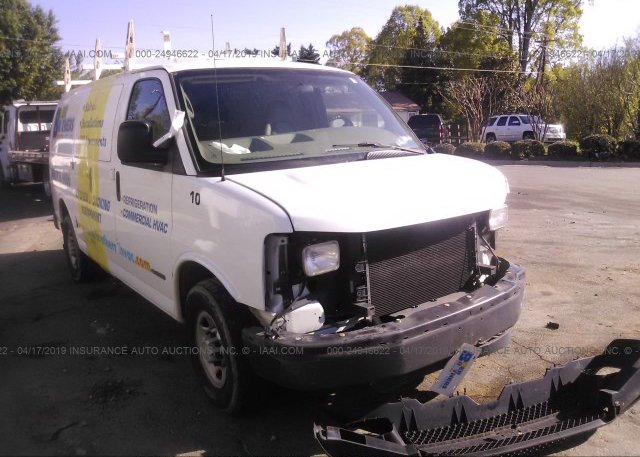 Inventory #365945228 2005 Chevrolet EXPRESS G2500