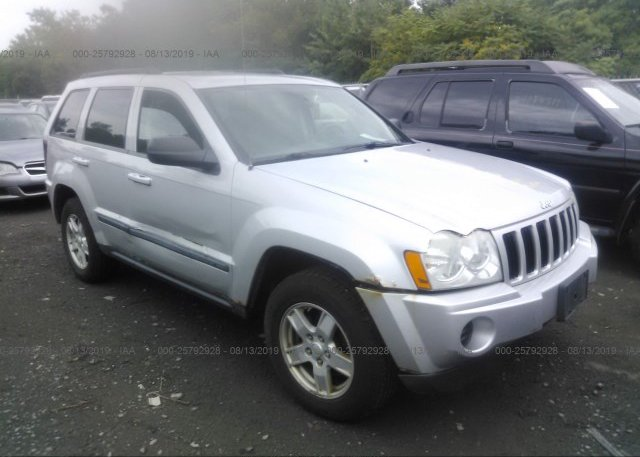 Inventory #276075947 2007 JEEP GRAND CHEROKEE