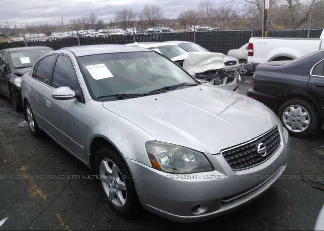 Inventory #634161493 2006 Nissan ALTIMA