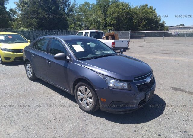 Inventory #430501038 2013 Chevrolet CRUZE