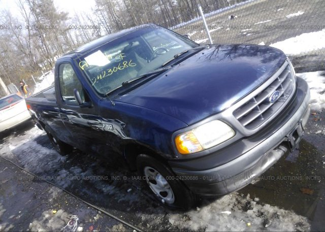 Inventory #797283933 2002 FORD F150