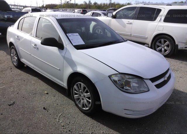 Inventory #319119988 2010 Chevrolet COBALT