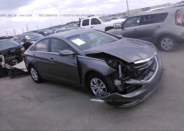 Inventory #809440109 2013 Hyundai SONATA