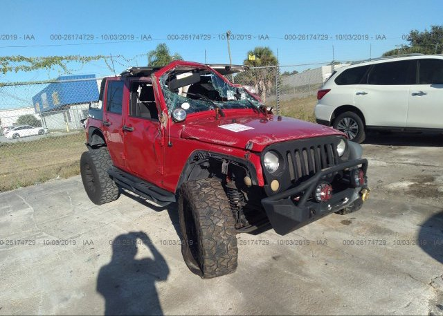 Inventory #322508733 2011 JEEP WRANGLER UNLIMITE