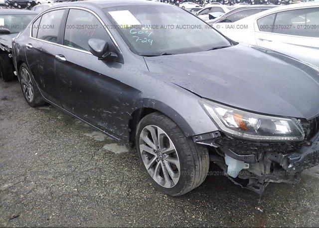 Inventory #544882546 2013 Honda ACCORD