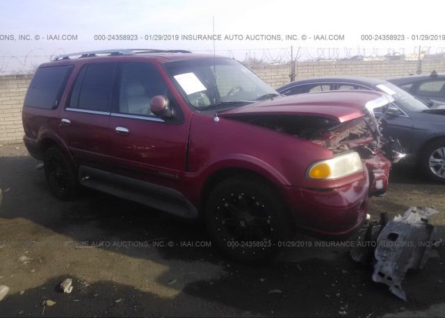 Inventory #873934782 1998 Lincoln NAVIGATOR