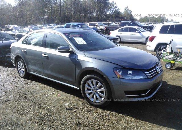 Inventory #155977403 2015 Volkswagen PASSAT