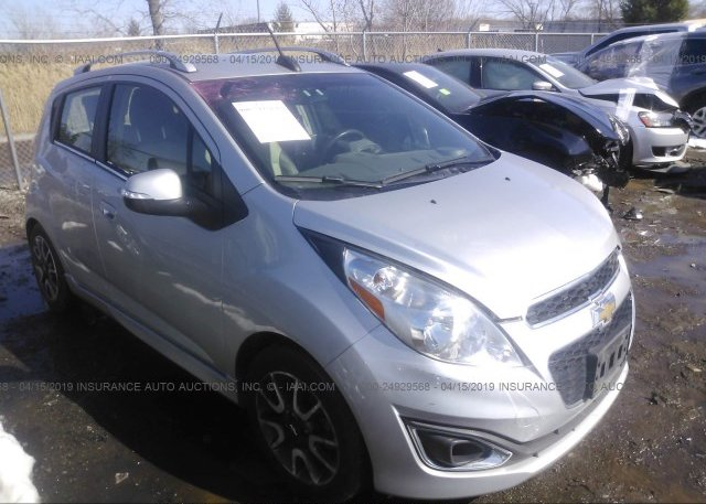 Inventory #940895522 2015 Chevrolet SPARK