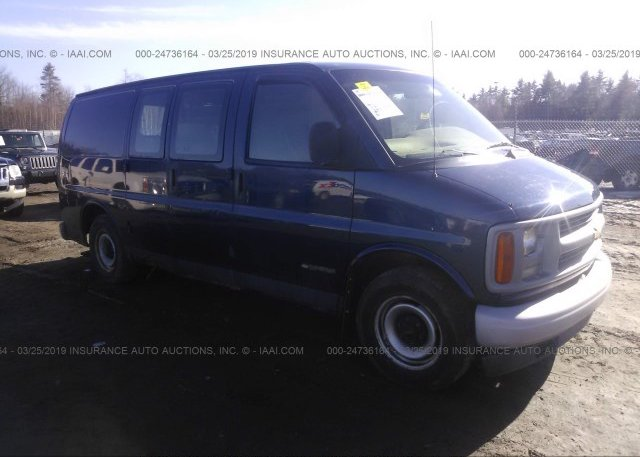 Inventory #858217852 2002 Chevrolet EXPRESS G2500