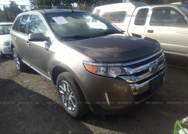 Inventory #850965984 2013 FORD EDGE