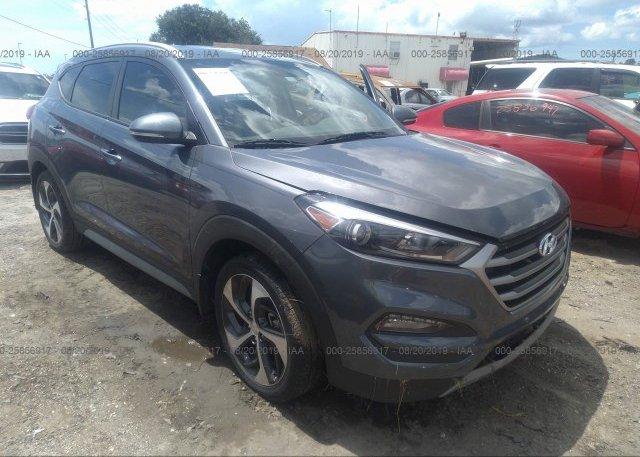 Inventory #867149666 2018 Hyundai TUCSON