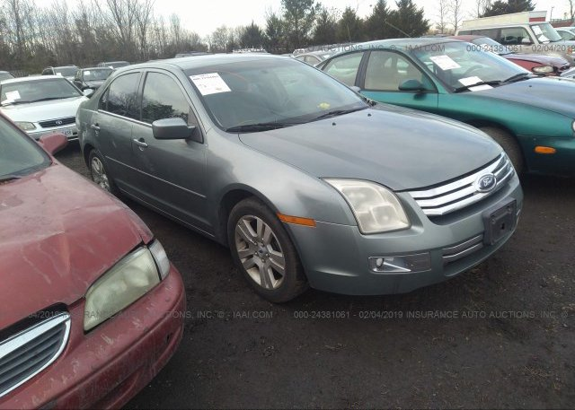 Inventory #560422961 2006 FORD FUSION