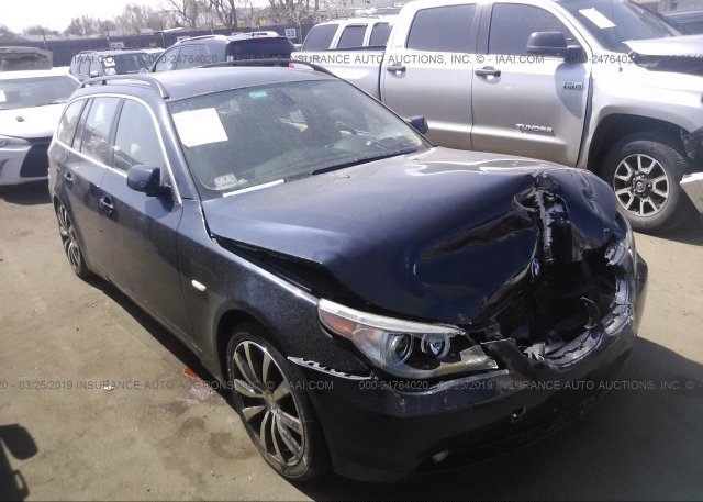 Inventory #726302222 2006 BMW 530