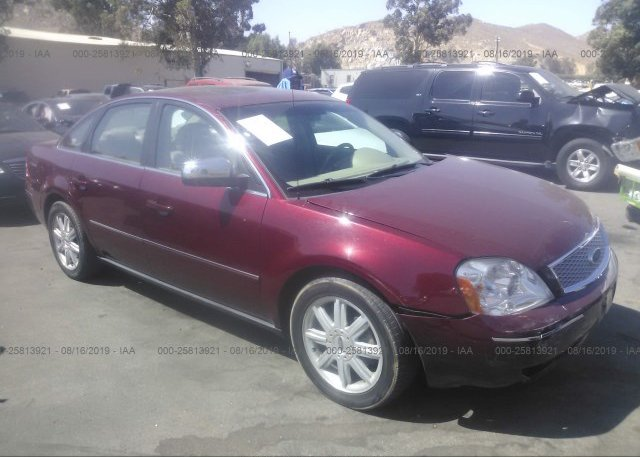 Inventory #489837488 2005 FORD FIVE HUNDRED