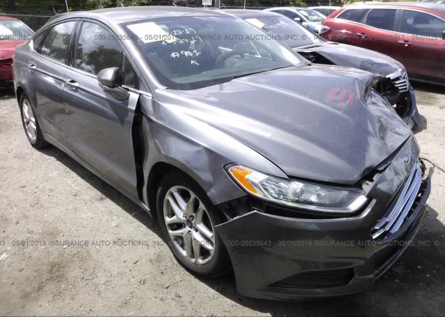 Inventory #285467093 2014 FORD FUSION